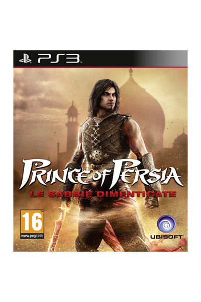 PLAYSTATION 3 PS3 PRINCE OF PERSIA LE SABBIE DIMENTICATE PAL ITALIANO