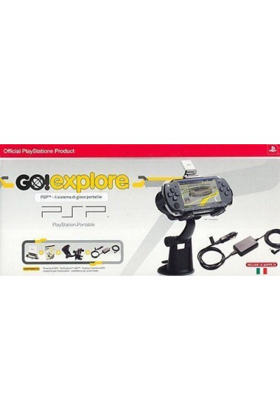 PLAYSTATION PSP GO EXPLORE SONY ACCESSORI