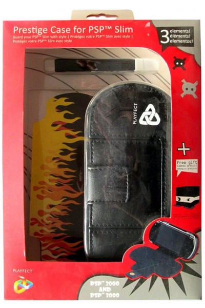 PLAYSTATION PSP PRESTIGE CASE PSP SLIM CUSTODIA