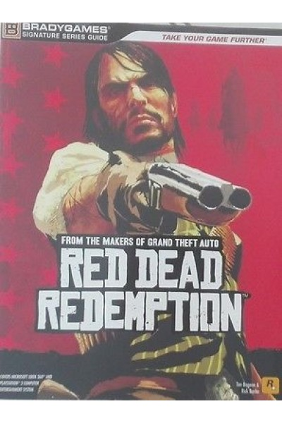RED DEAD REDEMPTION GUIDA STRATEGICA UFFICIALE ITALIANO - GUIDE