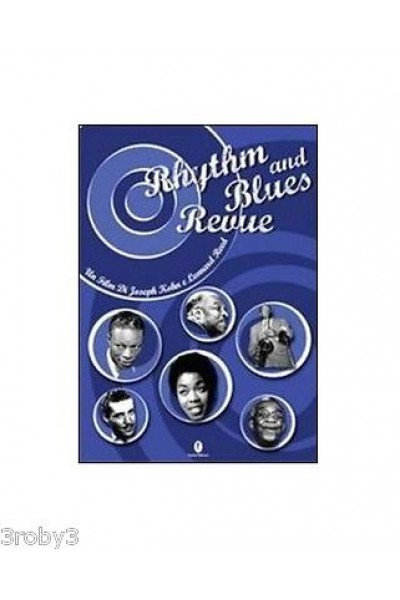 RHYTHM AND BLUES REVUE- DVD NUOVO NUOVO SIGILLATO VERS. EDITORIALE