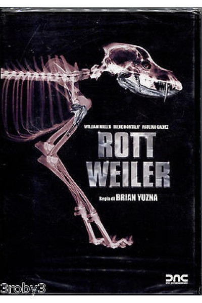 ROTT WEILER WILLIAM MILLER DVD NUOVO SIGILLATO