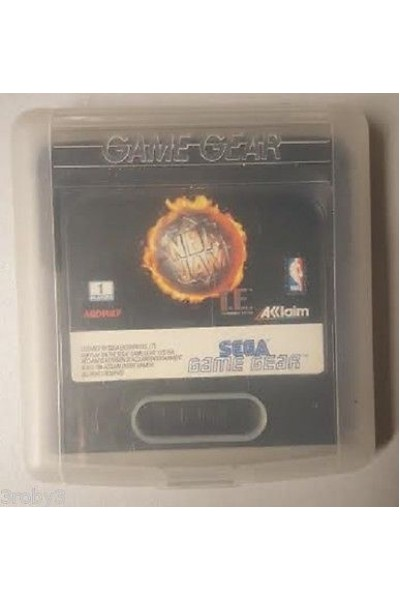 SEGA GAME GEAR NBA JAM TE SOLO CARTUCCIA LOOSE