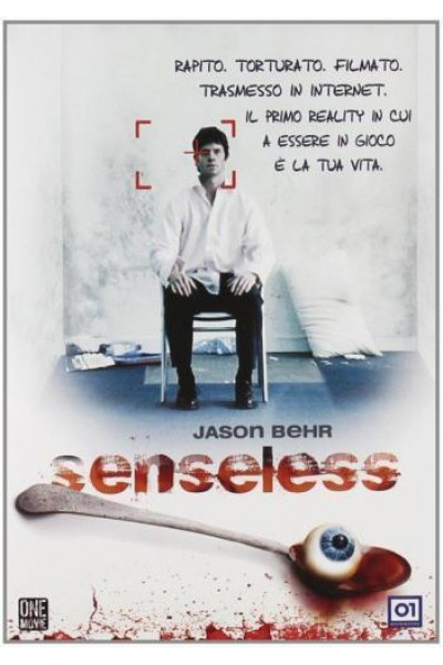 SENSELESS JASON BEHR DVD