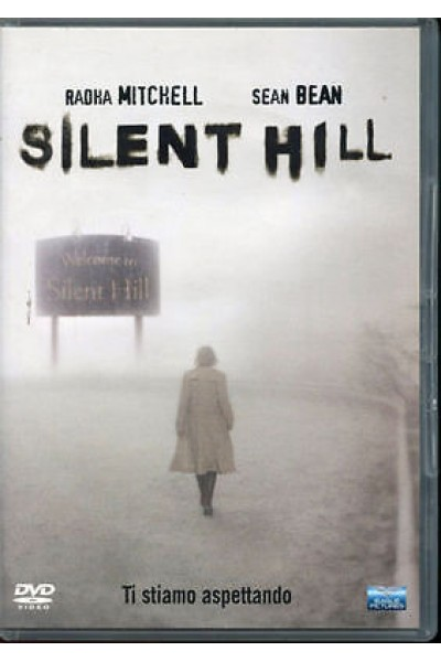 SILENT HILL SEAN BEAN DVD