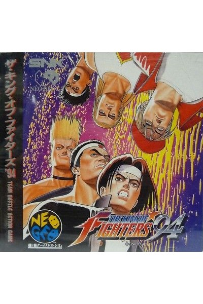 SNK NEO GEO CD THE KING OF FIGHTERS 94 NTSC JAP JAPAN NGCD-055