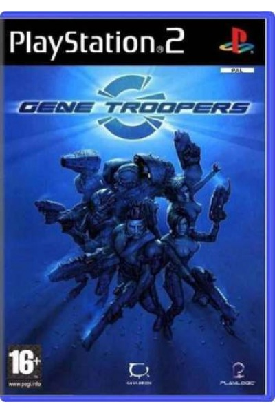 SONY PLAYSTATION 2 PS2 GENE TROOPERS VERSIONE PAL COMPLETO