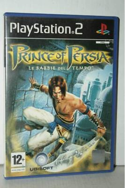 SONY PLAYSTATION 2 PS2 PRINCE OF PERSIA LE SABBIE DEL TEMPO PAL ITALIANO COMPLET