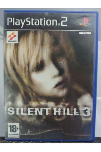 SONY PLAYSTATION 2 PS2 SILENT HILL 3 PAL ITALIANO COMPLETO