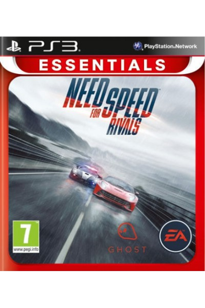 SONY PLAYSTATION 3 PS3 NEED FOR SPEED RIVALS PAL ITALIANO COMPLETO