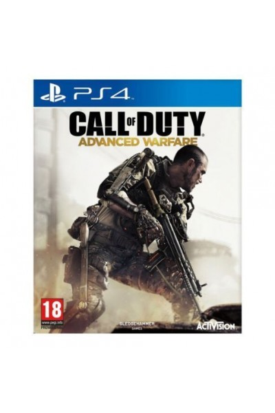 SONY PLAYSTATION 4 PS4 CALL OF DUTY ADVANCED WARFARE PAL ITALIANO