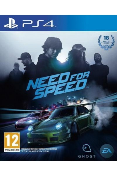 SONY PLAYSTATION 4 PS4 NEED FOR SPEED PAL