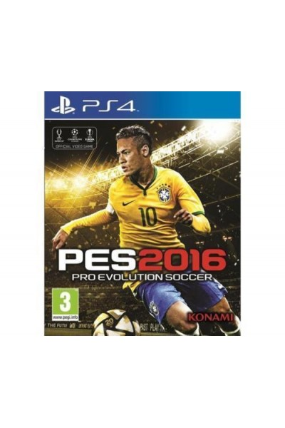 SONY PLAYSTATION 4 PS4 PES 2016 PAL ITALIANO