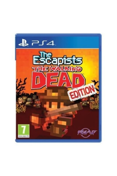 SONY PLAYSTATION 4 PS4 THE ESCAPIST THE WALKING DEAD EDITION PAL UK COMPLETO