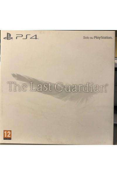 SONY PLAYSTATION 4 PS4 THE LAST GUARDIAN COLLECTOR'S EDITION NUOVO SIGILLATO
