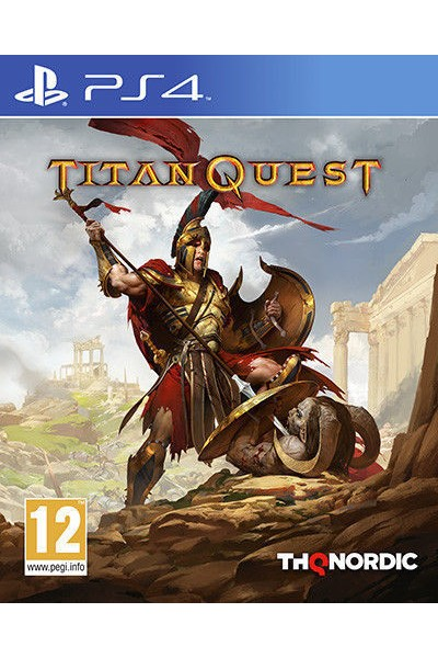 SONY PLAYSTATION 4 PS4 TITAN QUEST TITANQUEST PAL