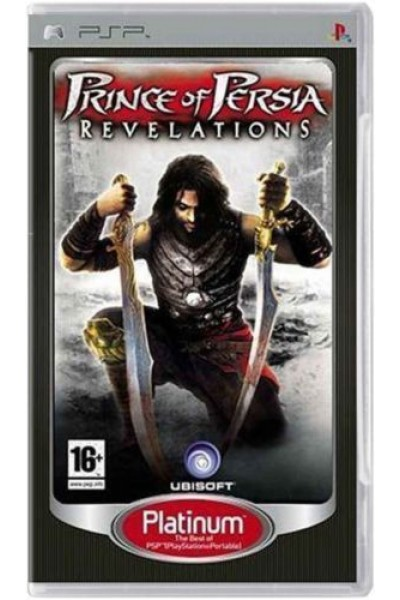SONY PLAYSTATION PORTABLE PSP PRINCE OF PERSIA REVELATIONS PAL ITALIANO COMPLETO