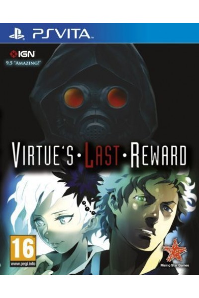 SONY PLAYSTATION VITA PS VITA VIRTUE'S LAST REWARD PAL ITALIANO