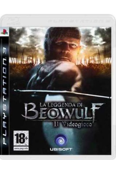 SONY PS3  PLAYSTATION 3 LA LEGGENDA DI BEOWULF PAL ITALIANO COMPLETO