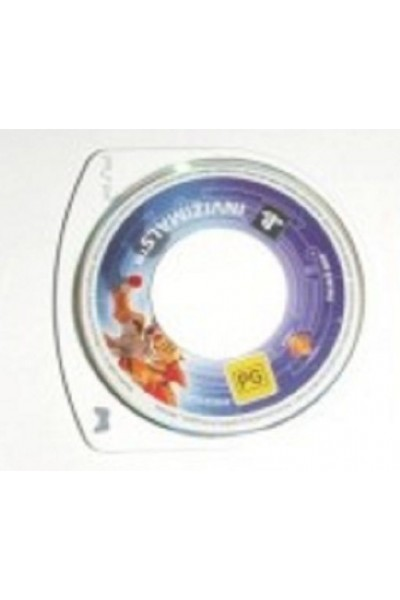 SONY PSP INVIZIMALS VERSIONE PAL SOLO UMD