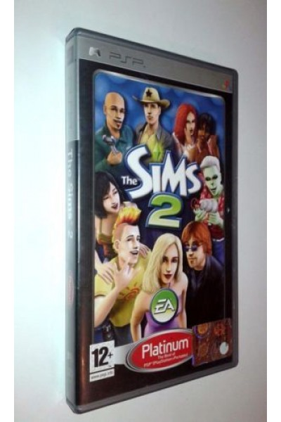 SONY PSP THE SIMS 2 PAL ITALIANO COMPLETO
