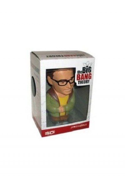THE BIG BANG THEORY STRESSDOLL LEONARD NUOVA SIGILLATA