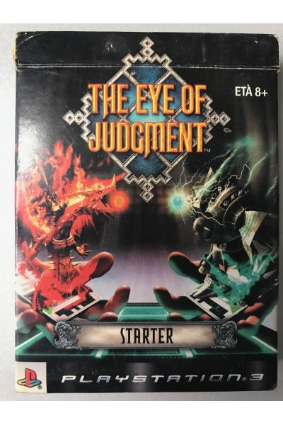 THE EYE OF THE JUDGMENT STARTER PACK CARTE