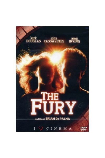 THE FURY- DVD  NUOVO SIGILLATO