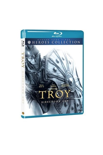 TROY DIRECTOR'S CUT BLU RAY