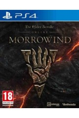 SONY PLAYSTATION 4 THE ELDER SCROLLS ONLINE MORROWIND