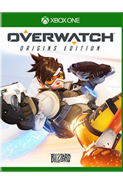 OVERWATCH XBOX ONE XBOXONE