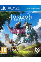 SONY PLAYSTATION 4 HORIZON ZERO DAWN STANDARD EDITION
