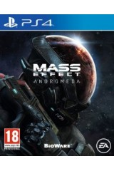 SONY PLAYSTATION 4 MASS EFFECT ANDROMEDA  PS4 PAL ITALIANONUOVO SIGILLATO