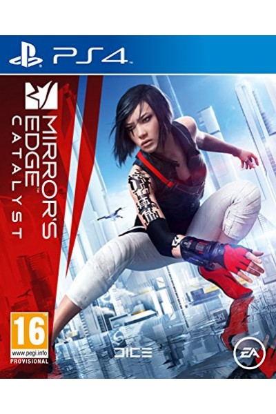 SONY PLAYSTATION 4 MIRROR'S EDGE CATALYST PS4 PAL ITALIANO NUOVO SIGILLATO